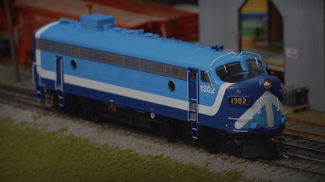 Broadway Limited T1