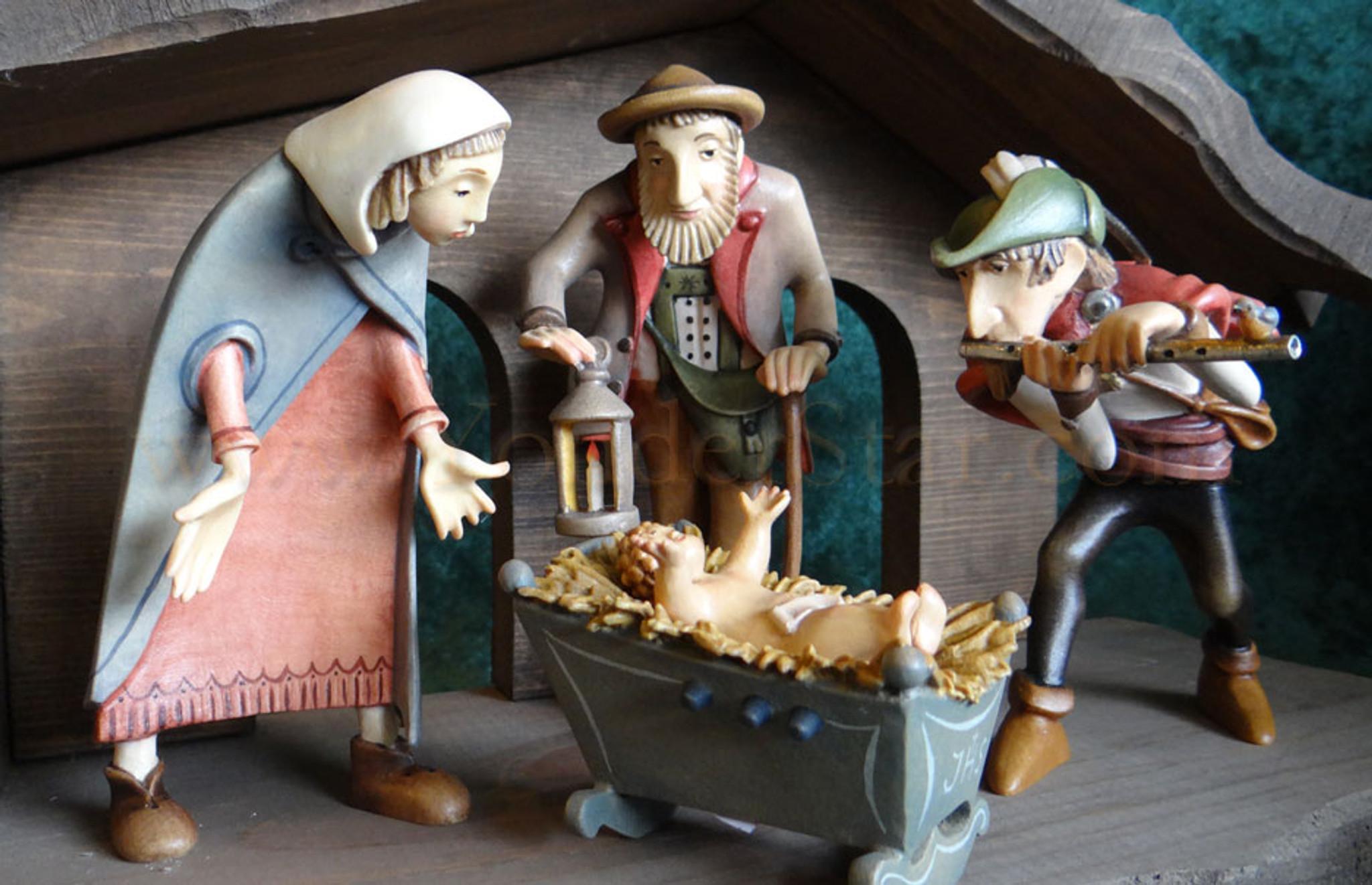 Kastlunger Nativity Set