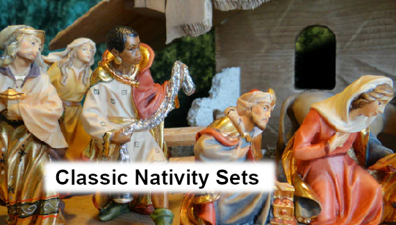 Classic Nativity Sets