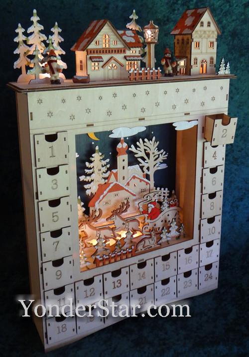 Christmas Around The World Nativity Set