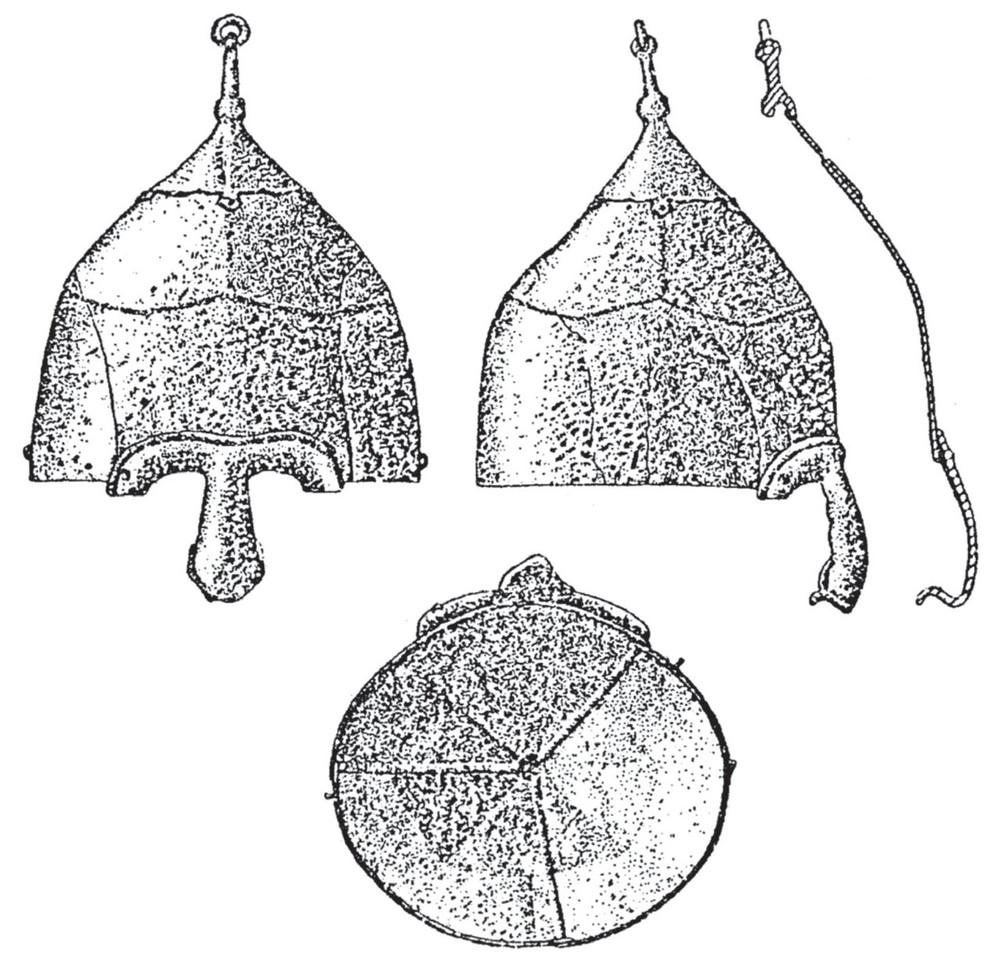 Chernigov Helmet (pre-order with free shipping)