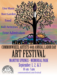 Join Judith at the Commonwheel Arts & Crafts Festival 2018