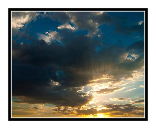Clouds over Trinidad, Colorado 1931