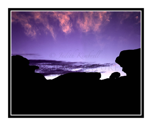 Sunset over Garden of the Gods in Colorado Springs, Colorado 43