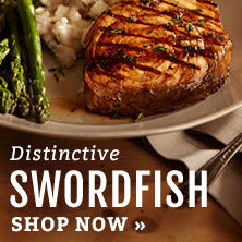 Shop Now- Distinctive Swordfish