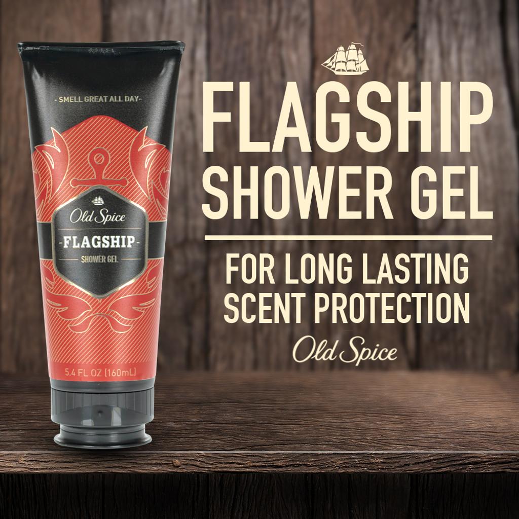 Cologne Shower Gel