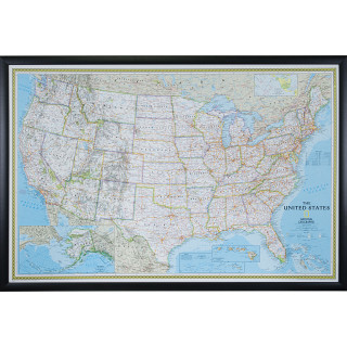 Wayfarer Classic, United States Push Pin Map