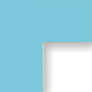Aqua Blue, Mat