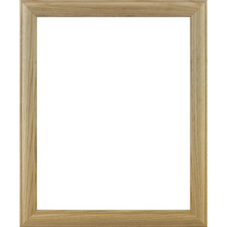 "Wiltshire 68 .875"", Raw Ash Picture Frame Shell"