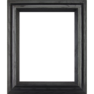 "Wiltshire 262 1.875"", Ebony Picture Frame Shell"