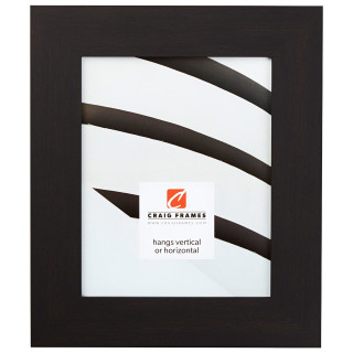 "Bauhaus 200 2"", Black Coffee Picture Frame"