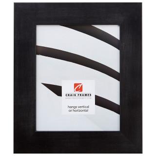 "Bauhaus 200 2"", Ebony Walnut Picture Frame"