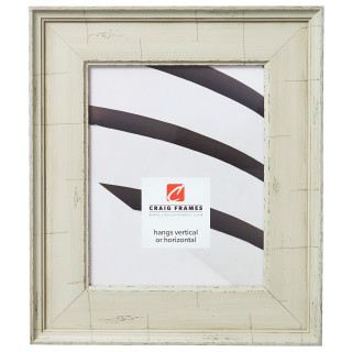 """Maison 2.5"""", French Gray Picture Frame"""