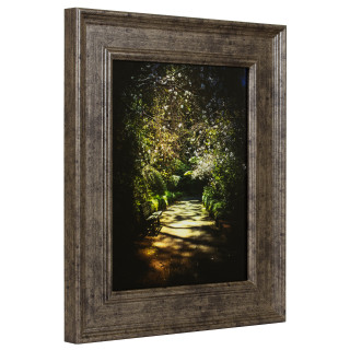 "Revival 2"", Antique Silver Picture Frame"