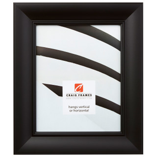 "Verandah 212 2"", Gallery Black Picture Frame"