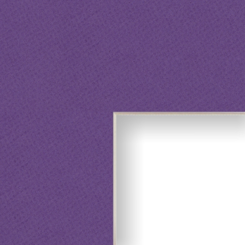 Purple Iris, Mat