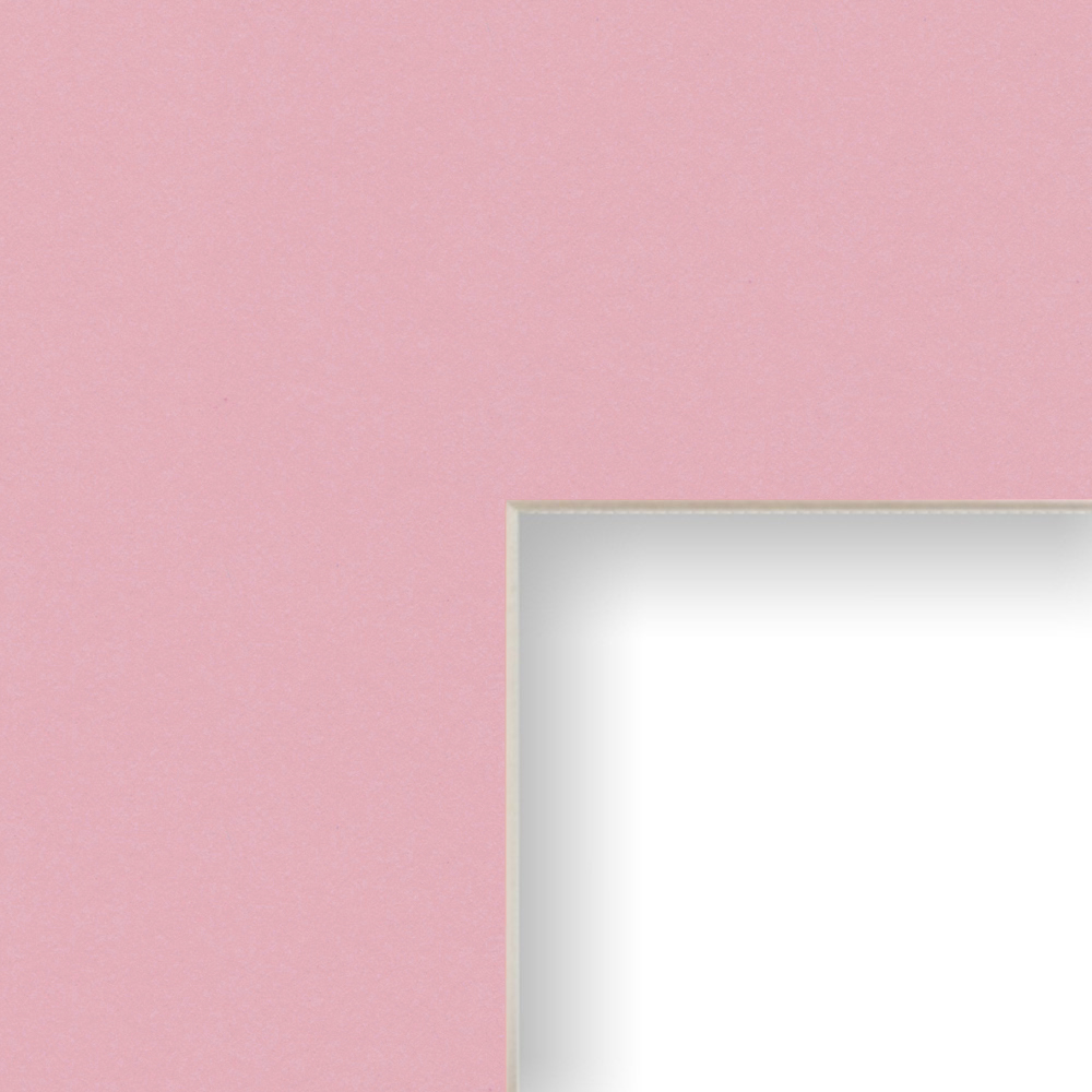 Soft Pink, Mat