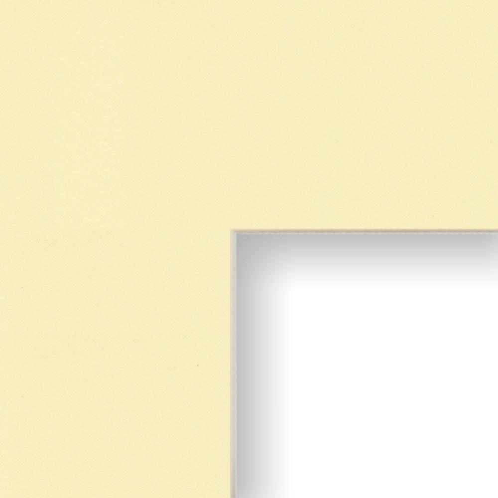 Soft Yellow, Mat