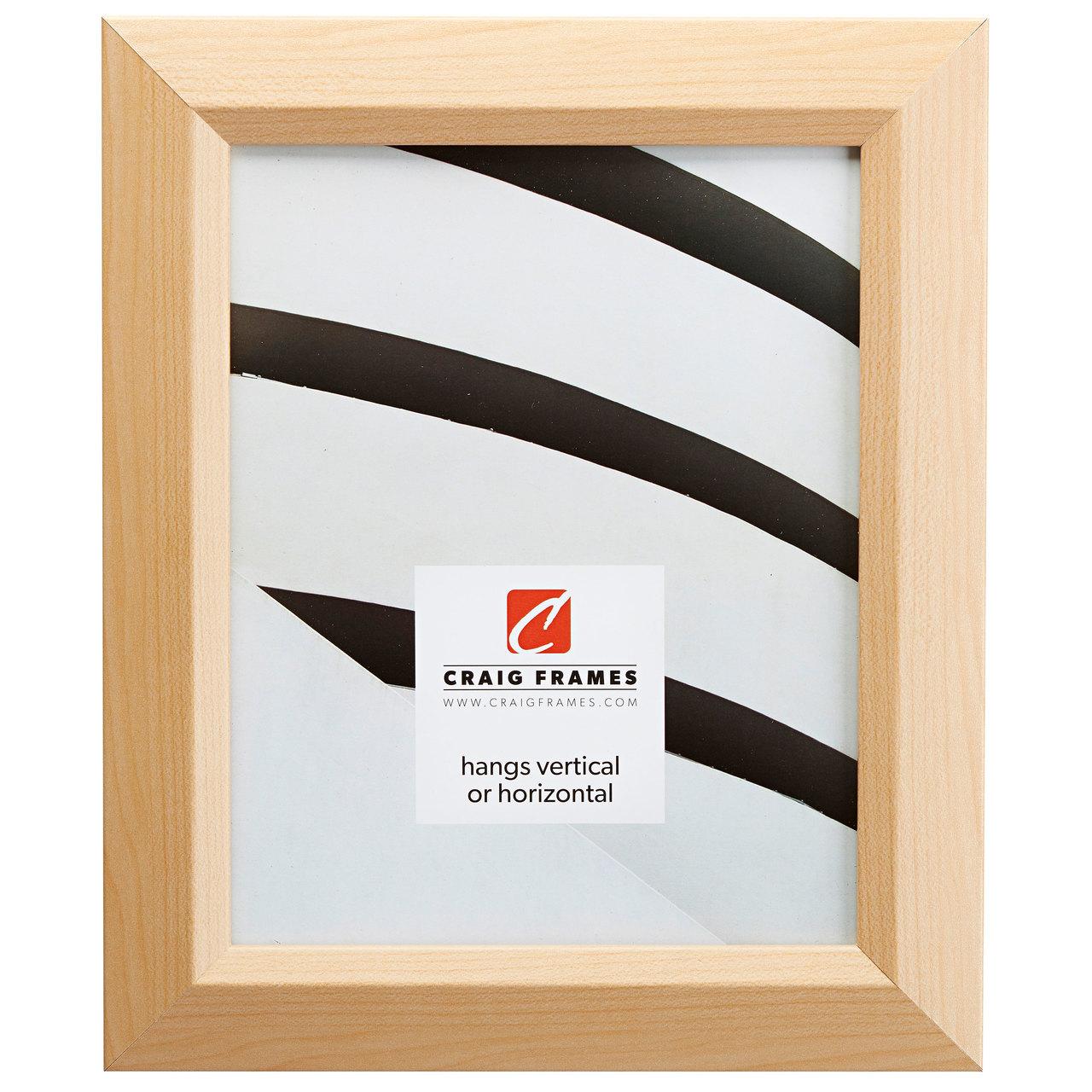 """Balla 150 1.5"""", American Maple Picture Frame"""