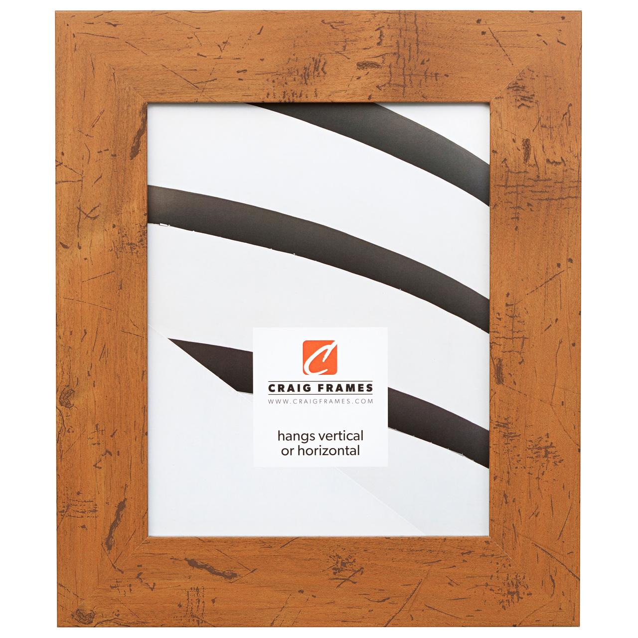 """Bauhaus 200 2"""", Light Walnut Picture Frame"""