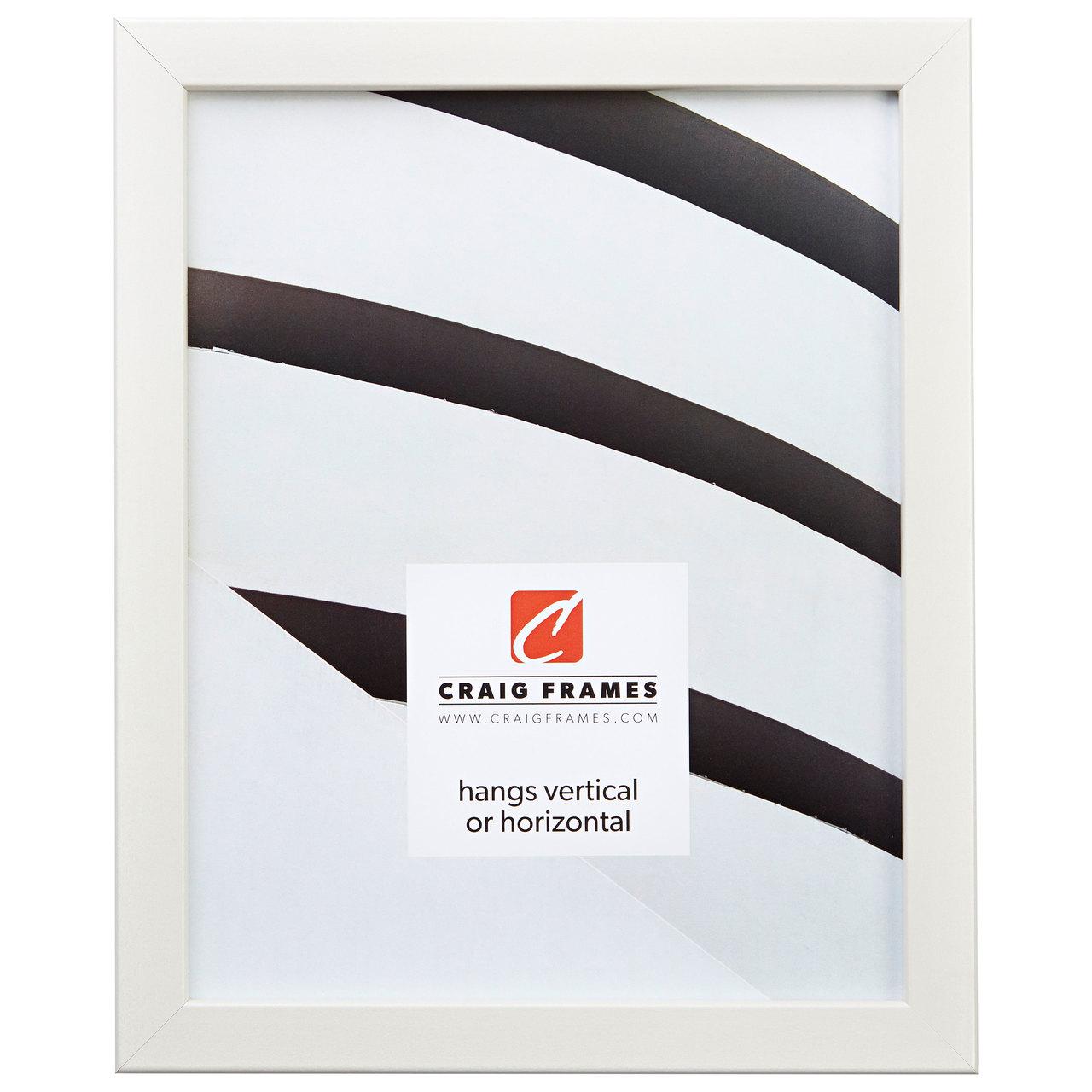 """Colori 75 .75"""", Blanco Picture Frame"""