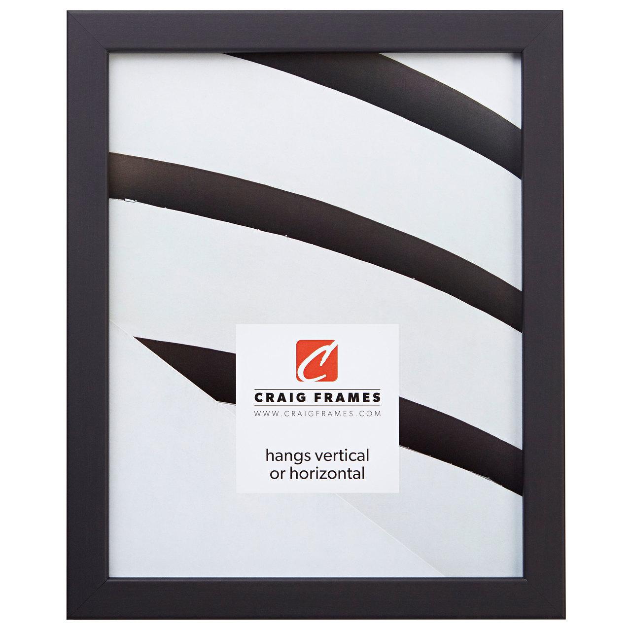 """Colori 75 .75"""", Nero Picture Frame"""