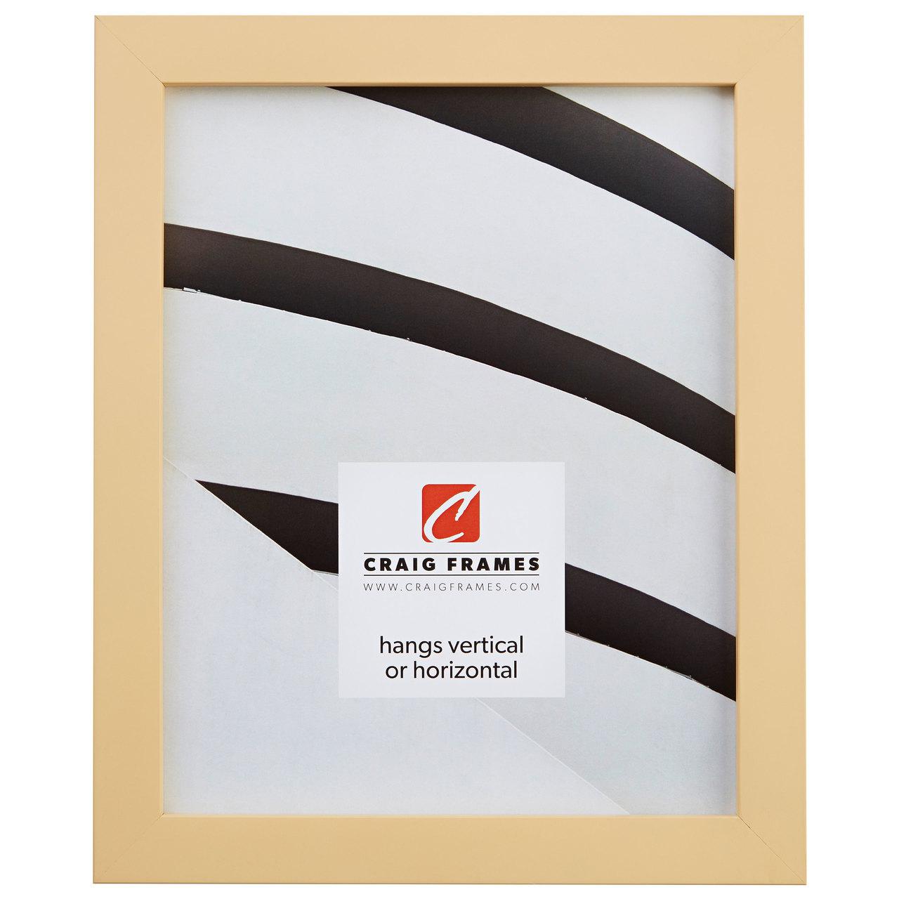 """Confetti .875"""", Meringue Picture Frame"""
