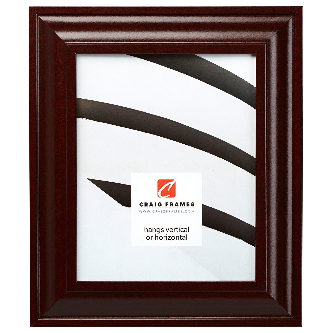"Upscale 2"", Dark Mahogany Picture Frame"