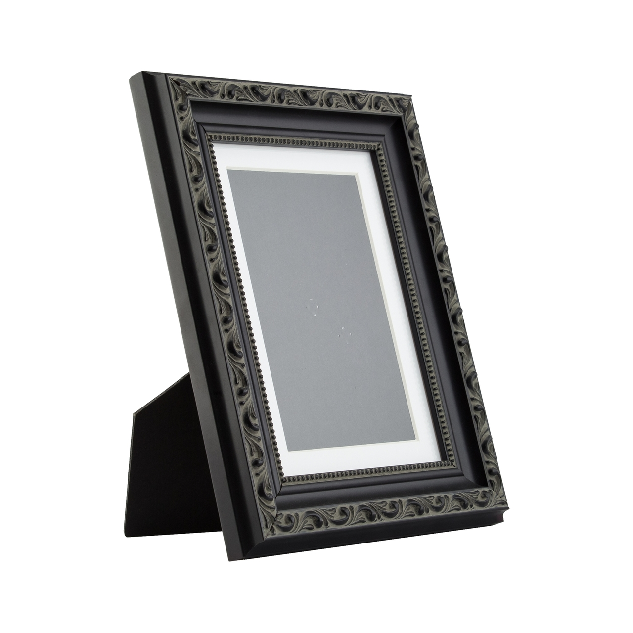 Ancien Table-top, Antique Black Picture Frame