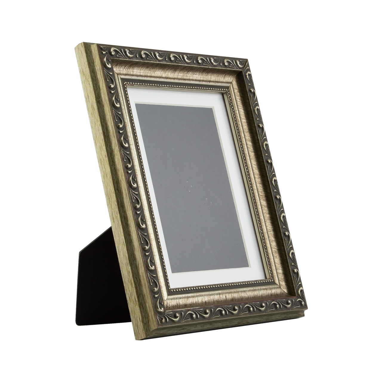 Ancien Table-top, Antique Silver Picture Frame