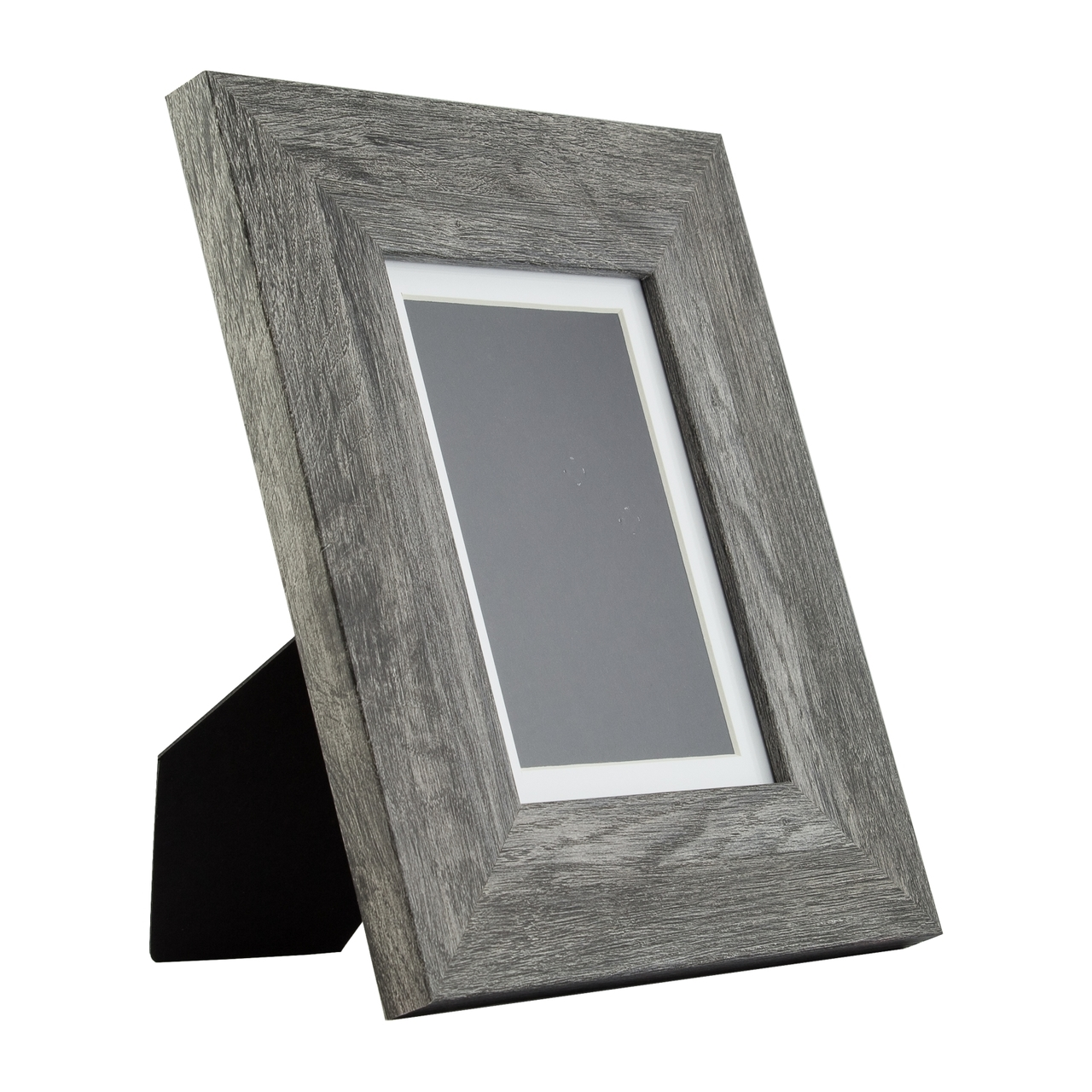Bauhaus 200 Table-top, Barnwood Gray Picture Frame