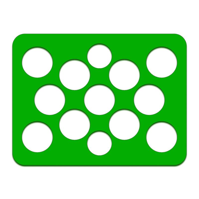 SHELF - Fluval Evo 13.5 & Fluval Spec 16 Chamber Two Media basket