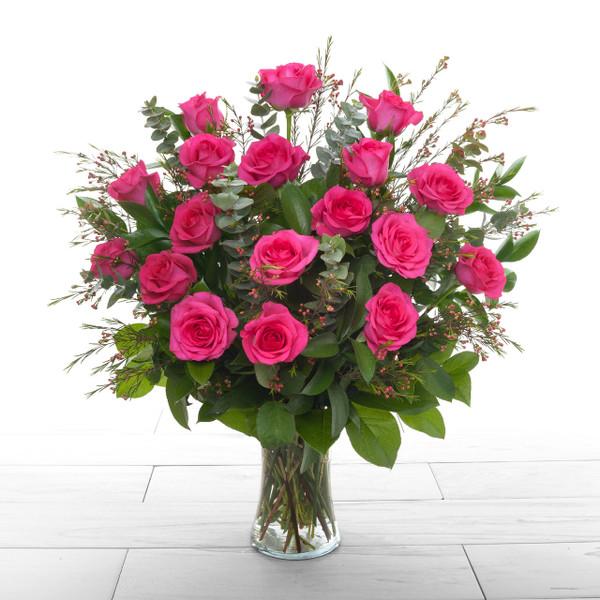 Romantic Rose 12, 18, 24
