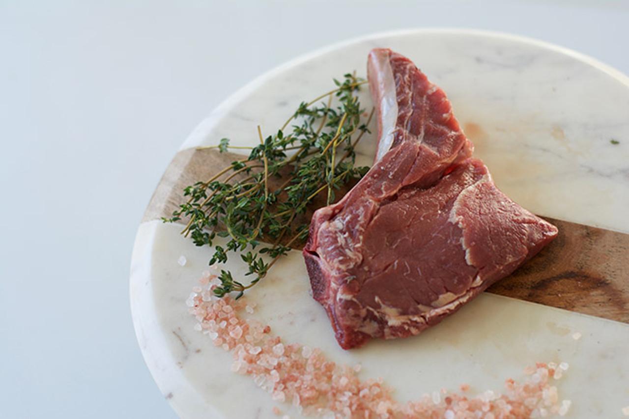 Organic Ribeye Steak