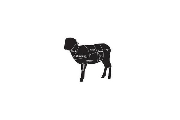 Goat Organs 100% Grass Fed
