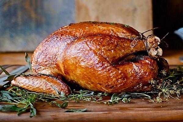 Organic Whole Turkey 12lbs- Shipping Option