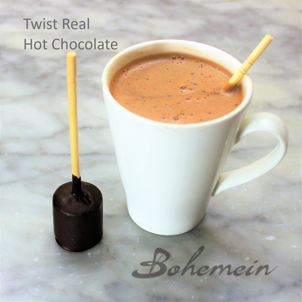Bohemein TWIST - Real Hot Chocolate