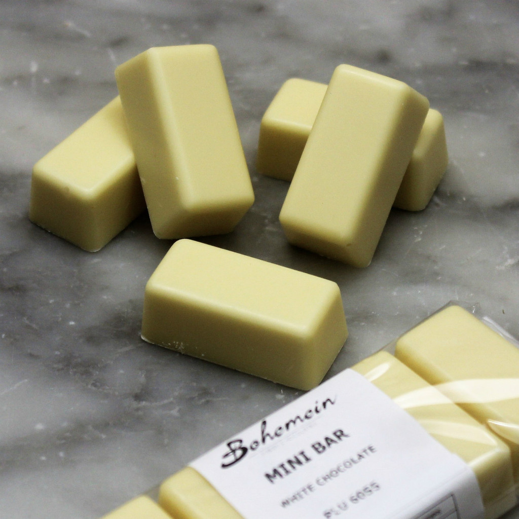 Bohemein White Chocolate Mini Bar