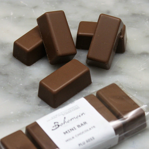 Bohemein Milk Chocolate Mini Bar