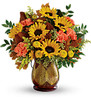 Changing Leaves Bouquet