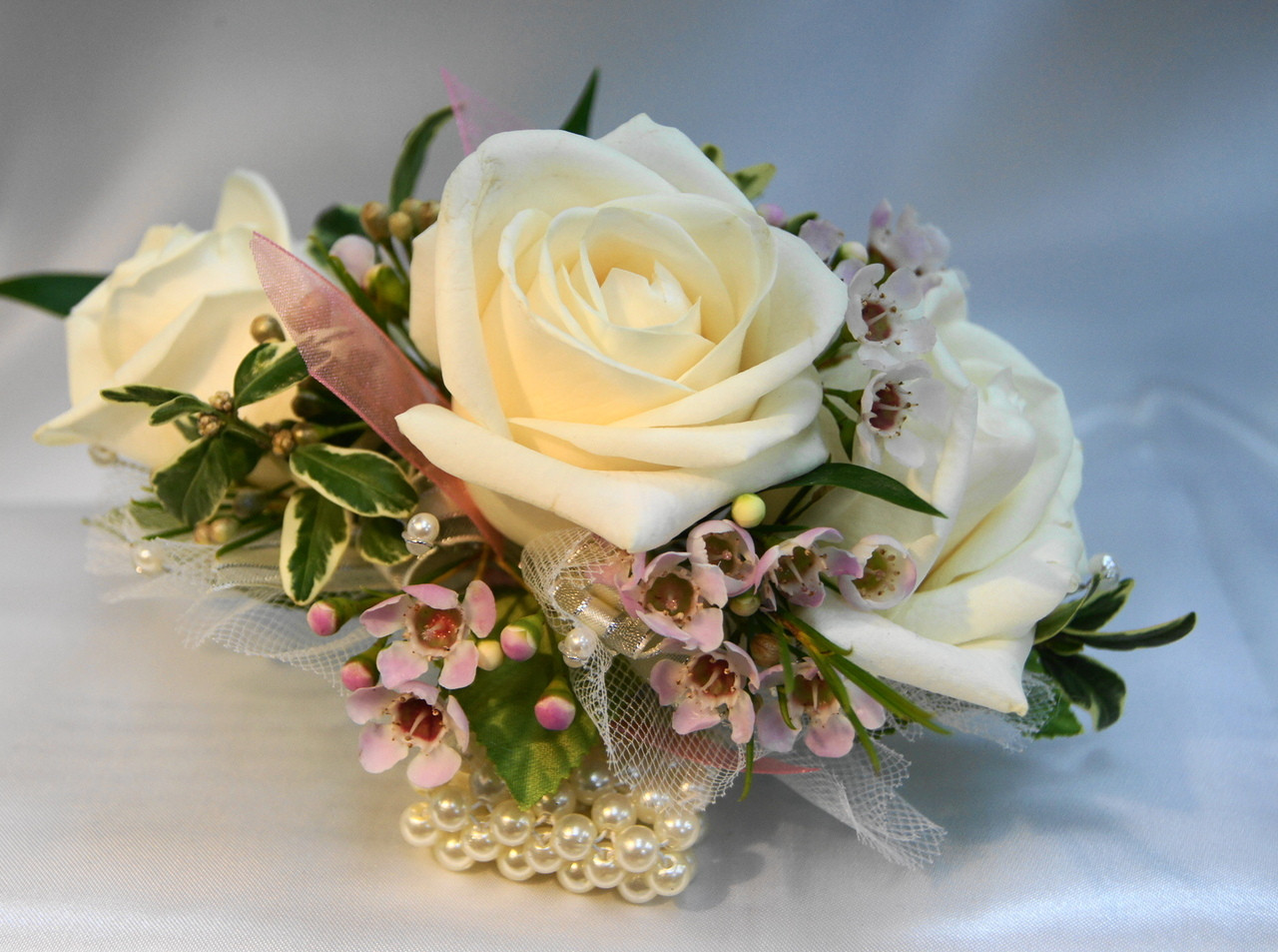 Wrist Corsage: Soderberg's Floral And Gift