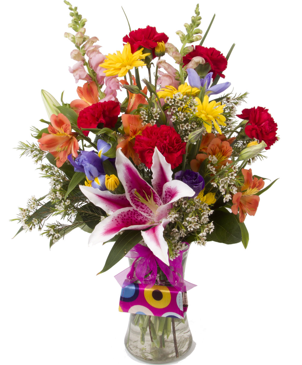 Soderbergs Exclusive Lake Of The Isles Garden Bouquet Wfree Gift