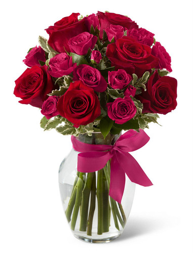 Love-Struck Rose Bouquet