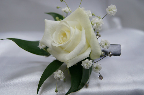 Our  Rose Boutonniere