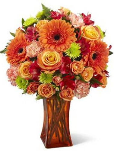 Orange Escape Bouquet