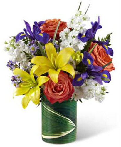 Sunlit Wishes Bouquet