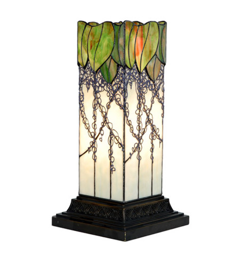 Laurel Pillar Uplight Lamp