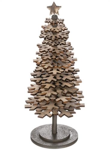 "10"" Snowflake Tree"