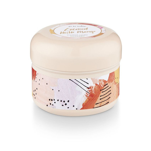 "Coconut Milk Mango ""Go Be Lovely""  Candle Tin by Illume"