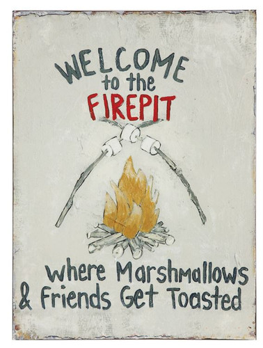 """Welcome To The Firepit..."""